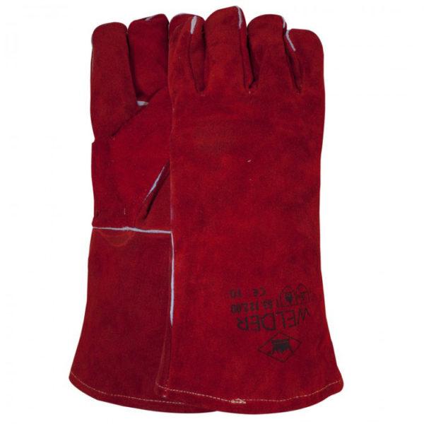 lashandschoen-rood-splitleder-met-kevlar-garen-gestikt