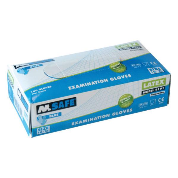m-safe-4161-latex-gepoederd-blauw