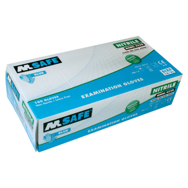 m-safe-4530-nitril-ongepoederd-blauw