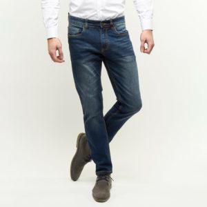 247 jeans men's Palm slim fit S07 medium blue