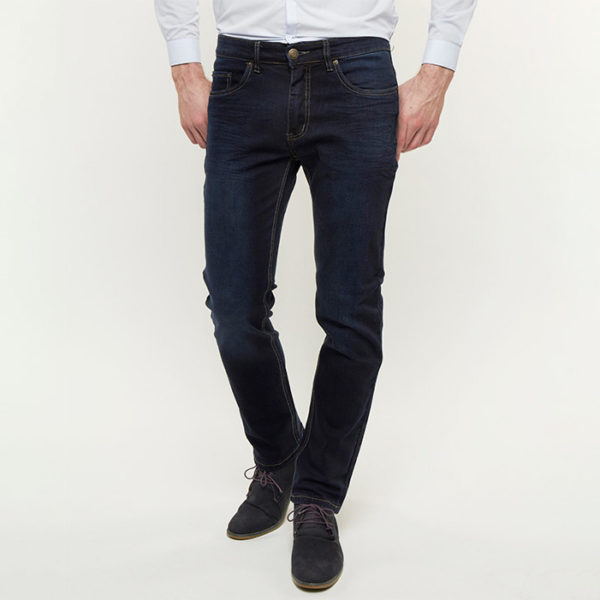 247 jeans men's Palm slim fit S08 dark blue