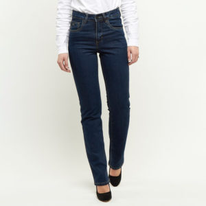 247 jeans women's Dahlia S01 medium blue