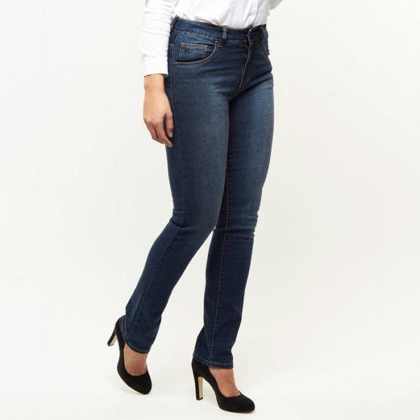 247 jeans women's Rose S17 dark blue