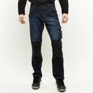 247 jeans worker Bison D30 dark blue