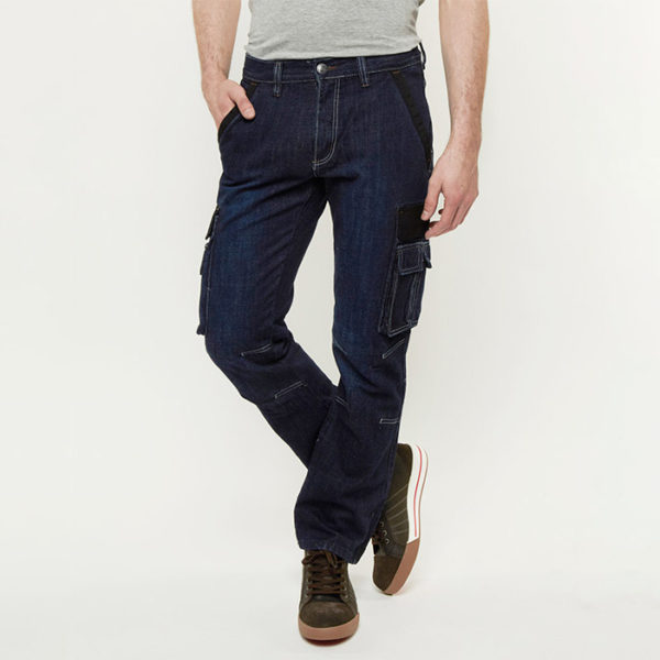 247 jeans worker Grizzly D30 dark blue